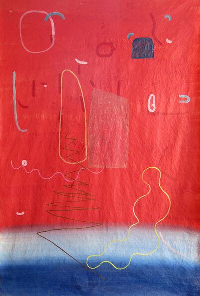 Sol Pipkin, 'Todo pensamiento se despliega en el cuerpo ', 2014