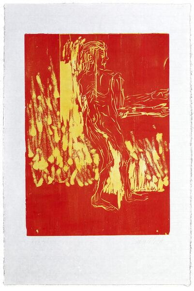 Georg Baselitz, 'Die Rute from Remix', 2007