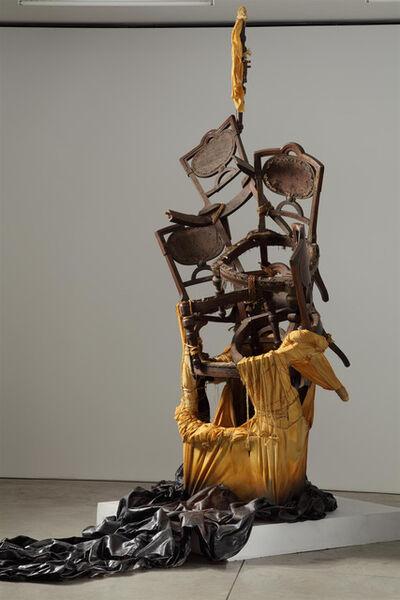 Titus Kaphar, 'Sinking', 2012