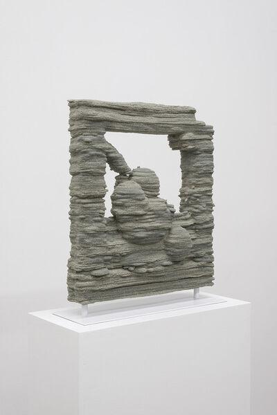 Dwyer Kilcollin, 'Tableau (framed absence)', 2016