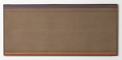 Kenneth Noland, 'Gypsy Wagon', 1970