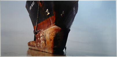 Edward Burtynsky, 'Shipbreaking #50, Chittagong, Bangladesh', 2000