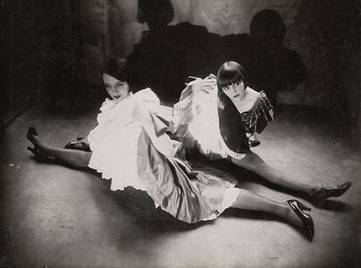 Germaine Krull, 'French Cancan', 1929/1929