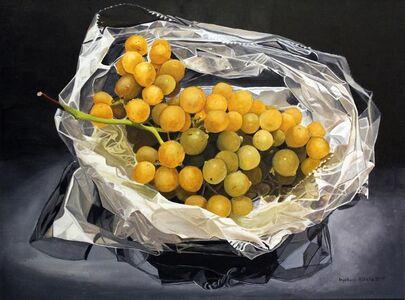 Ingeborg Haeberle, 'wine grapes', 2019