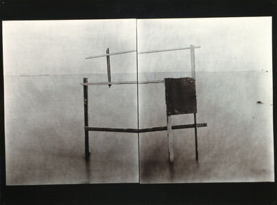Laurent Millet, 'Cabane 9', 2000