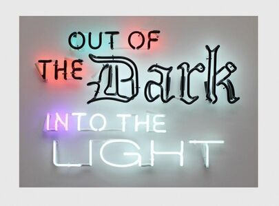 Chris Bracey, 'OUT OF THE DARK'