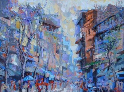 Duong Viet Nam, 'Early Spring', 2010