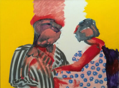 Robert Hodgins, 'Just Us Two (in collaboration with Jan Neethling)', 2010-2016