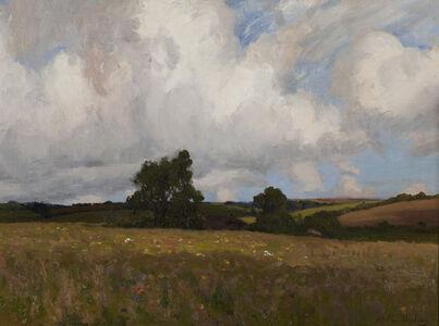 John Noble Barlow, 'Landscape', ca. 1890