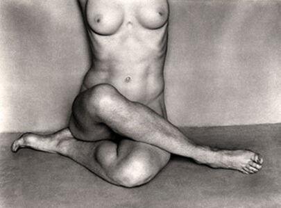 Edward Weston, 'Nude, 1927 ~ 63N', 1927