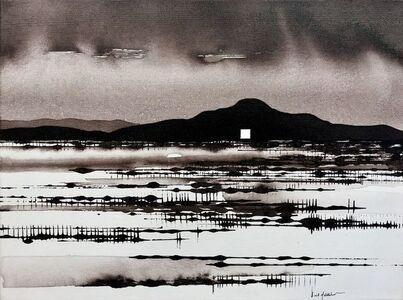 David Middlebrook, 'Mountain and Desert, Post Rain', 2018