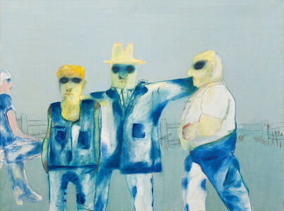 Robert Hodgins, 'Clubmen of America: Good Ole Country Boys', 2001