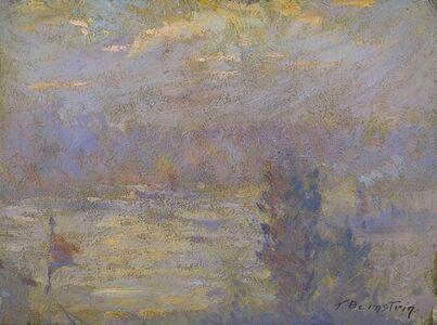 Theresa Bernstein, 'On the Hudson', 20th Century