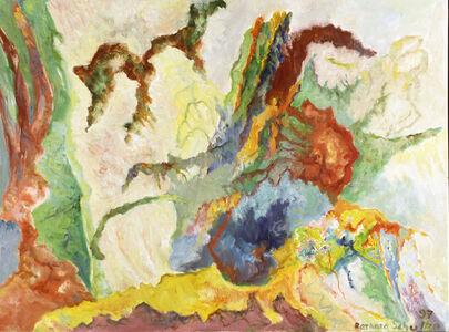Bernard Schultze, 'Rochen-Angriff', 1997