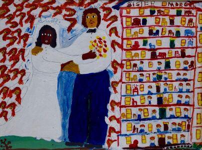 Sister Gertrude Morgan, 'The Marriage ', 1965-1970