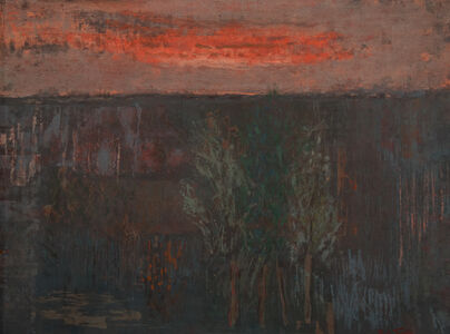 McKie Trotter III, 'Late Evening Landscape'
