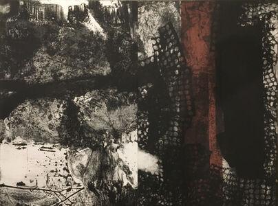 Mohammed Omar Khalil, 'Petra I', 1989-90