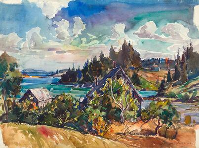 William Lester Stevens, 'Vinalhaven Island, Maine', 19th -20th Century
