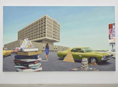 Eric White, 'North [1971 Ford Torino 500]', 2018