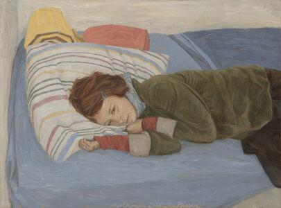 Axel Krause, 'Das Kissen (The Pillow)', 2016