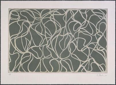 Brice Marden, 'Greyer Muses', 2001