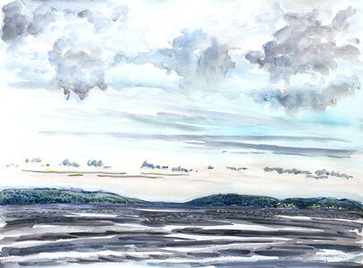 Catherine Perehudoff, 'Dark Water', 2015