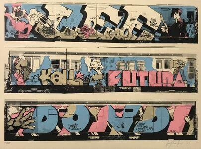 Henry Chalfant, 'Lee, Futura, Dondi', 2004