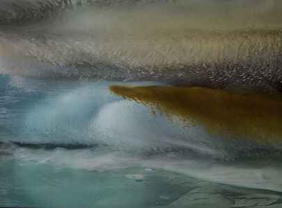 Kim Keever, 'Abstract 22017', 2016