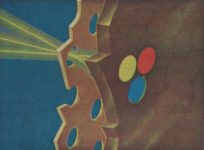 Hui-Yu Su, 'The Color, the Tele, the Vision', 2015