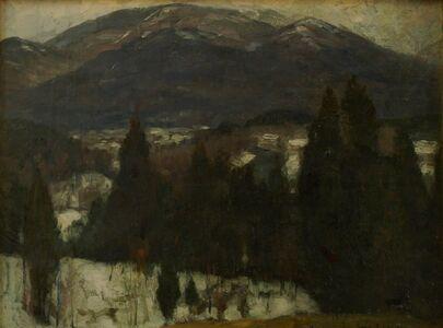 John F. Carlson, 'Quiet Valleys', ca. 1920