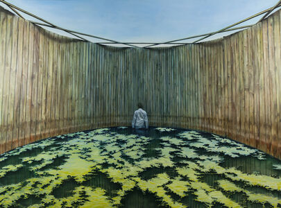 David O'Kane, 'The Panopticon Pool - Pi', 2015