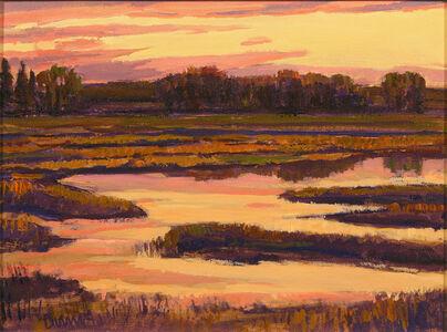 William Duma, 'Bold Colored Sky (24-19)', 2019