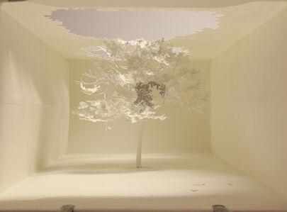 Yuken Teruya, 'Notice Forest (Apple) 13,5 x 20 x 29 cm', 2017
