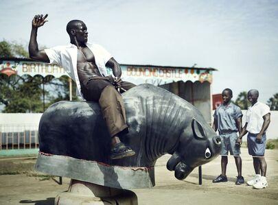 Kurt Stallaert, 'Gambia Cowboy', 2010