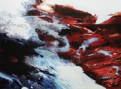 Leo WANG, ' Wisp Stranded Series-Re 2', 2019