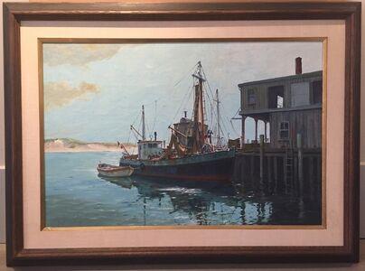Cappy Amundsen, 'Gloucester Fishing Trawler', 20th Century