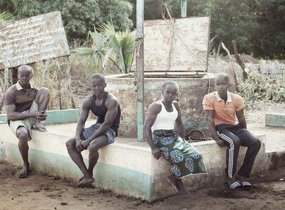 Kurt Stallaert, 'Gambia Gang', 2010