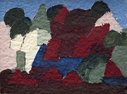 Arthur Garfield Dove, 'Abstract', ca. 1942