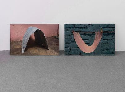 Oscar Abraham Pabón, 'Complex Structure -two photographs-', 2015