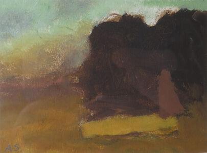 Alfred Stockham, 'Yacht and Island ', ca. 2004