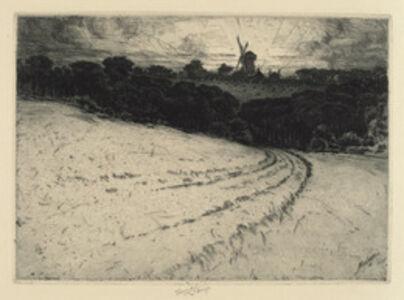 Charles Frederick William Mielatz, 'Morning, Canonicut Island', 1908