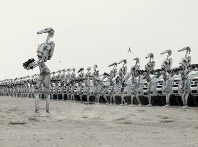 Cédric Delsaux, 'The Line, Dubai', 2009