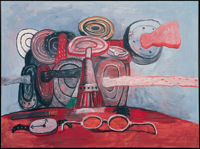 Philip Guston, 'As It Goes', 1978