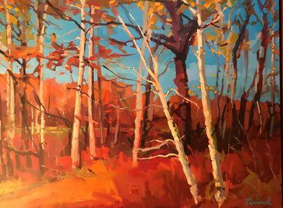 Nick Paciorek, 'Fall Birch', 2021