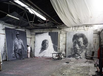Yan Pei-Ming, 'Atelier Eiffel, Dijon ', 2007