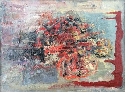 Hans Burkhardt, 'Flowers & Tears', 1968