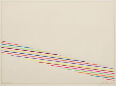 John Plumb, 'Colour Steps C', 1971