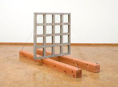 Robert Hudson, 'Window', 1970