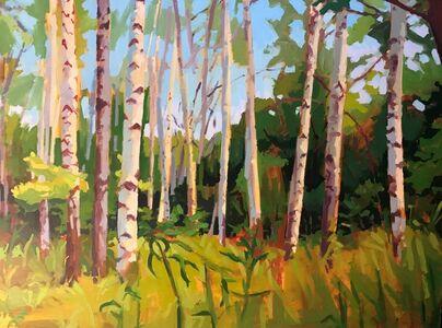 Nick Paciorek, 'Summer Birch ', 2021