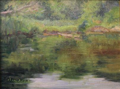 Pamela Pindell, 'Mill Brook Pond, Rockport', ca. 2019
